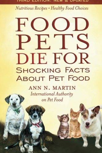 dogs, dog food, food pets diet for, Ann Martin